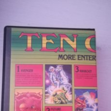 Videojuegos y Consolas: GREAT GAMES AMSTRAD. Lote 151704873