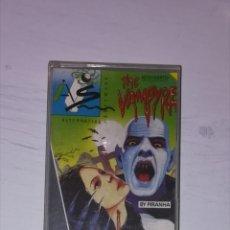 Videojuegos y Consolas: NOSFERATU THE VAMPIRE AMSTRAD. Lote 151706781