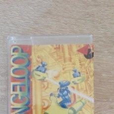 Videojuegos y Consolas: STRANGELOOP-AMSTRAD CASSETTE-RUNSTOP-AÑO 1986-MUY DIFÍCIL.. Lote 153515138