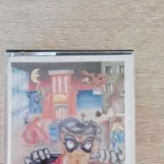 Videojuegos y Consolas: GOODY-AMSTRAD CASSETTE-OPERA SOFT-AÑO 1987.. Lote 153515338