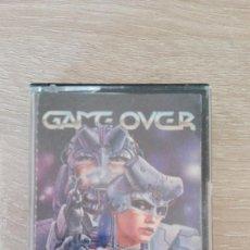 Videojuegos y Consolas: GAME OVER-AMSTRAD CASSETTE-DINAMIC-AÑO 1986. Lote 153515834