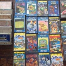 Videojuegos y Consolas: LOTE JUEGOS AMSTRAD. Lote 154403966