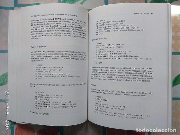 Videojuegos y Consolas: Wynford James: Técnicas de programación de gráficos en el Amstrad (Amstrad España) - Foto 3 - 154431682