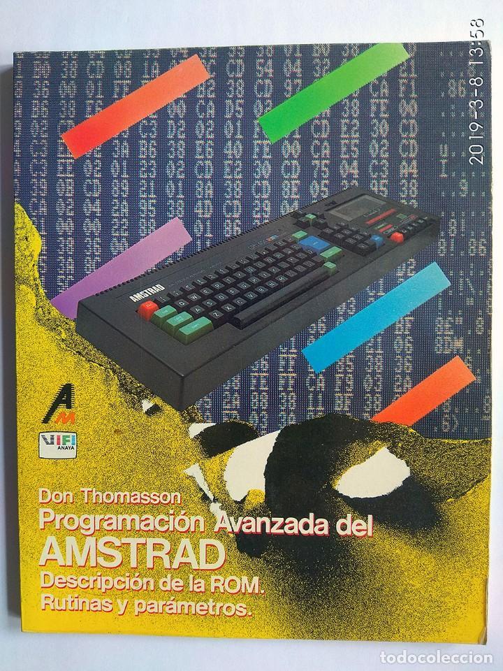 WYNFORD JAMES: PROGRAMACIÓN BASIC CON AMSTRAD (AMSTRAD ESPAÑA) (Juguetes - Videojuegos y Consolas - Amstrad)
