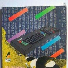 Videojuegos y Consolas: WYNFORD JAMES: PROGRAMACIÓN BASIC CON AMSTRAD (AMSTRAD ESPAÑA). Lote 154434926