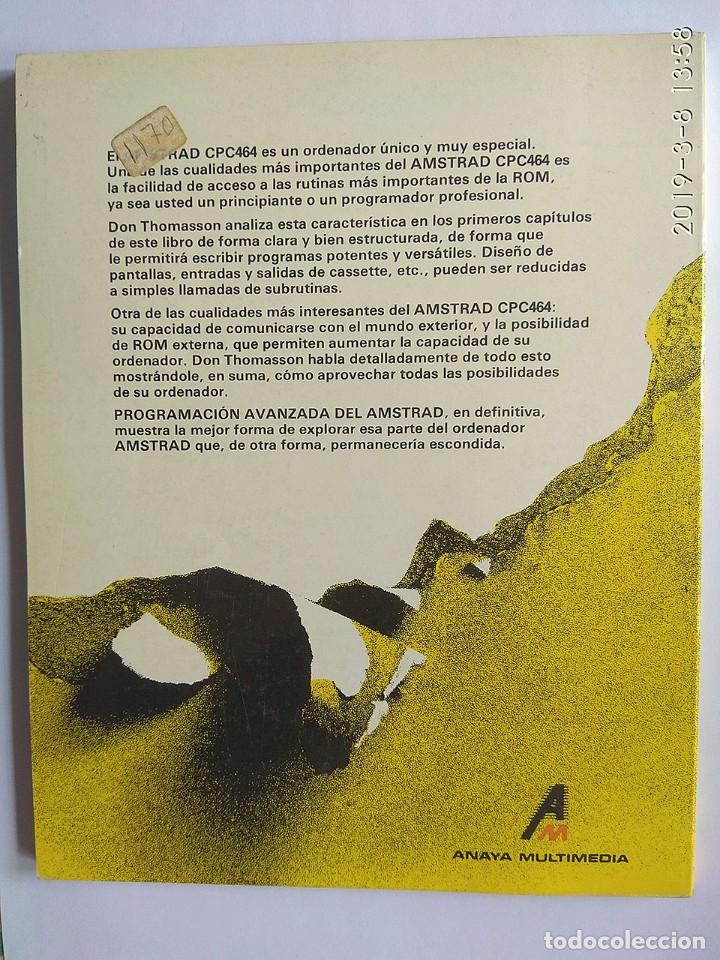 Videojuegos y Consolas: Wynford James: Programación BASIC con Amstrad (Amstrad España) - Foto 2 - 154434926
