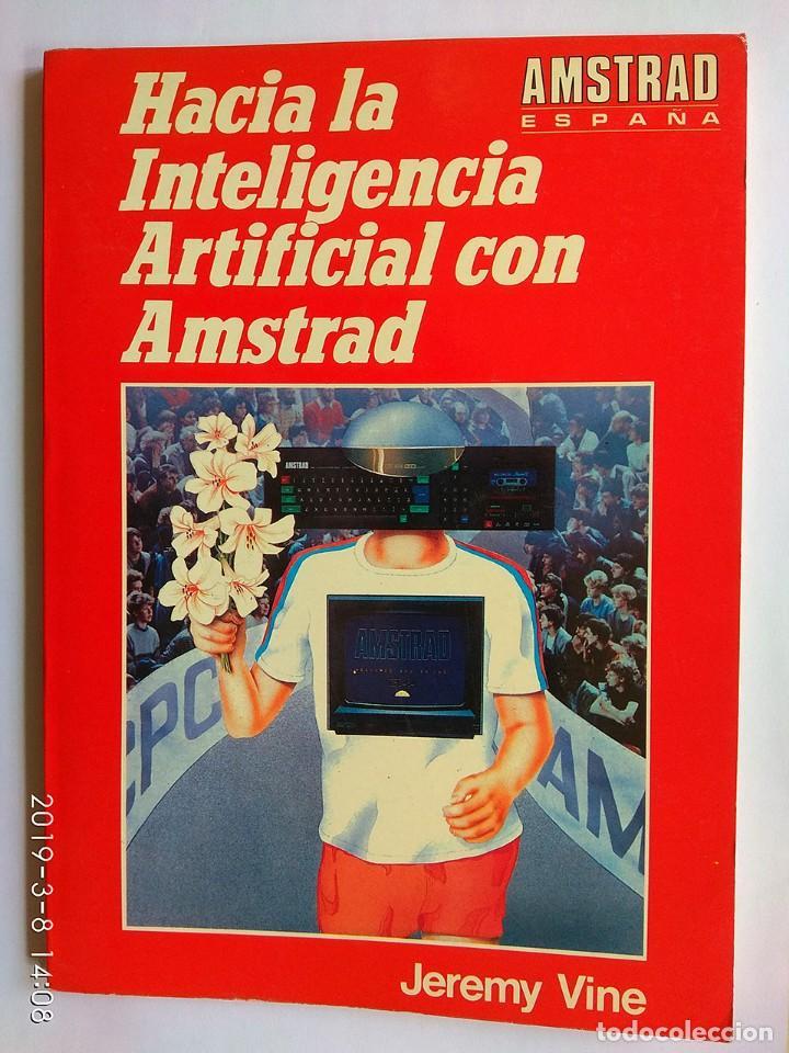 JEREMY VINE: HACIA LA INTELIGENCIA ARTIFICIAL CON AMSTRAD (AMSTRAD ESPAÑA) (Juguetes - Videojuegos y Consolas - Amstrad)