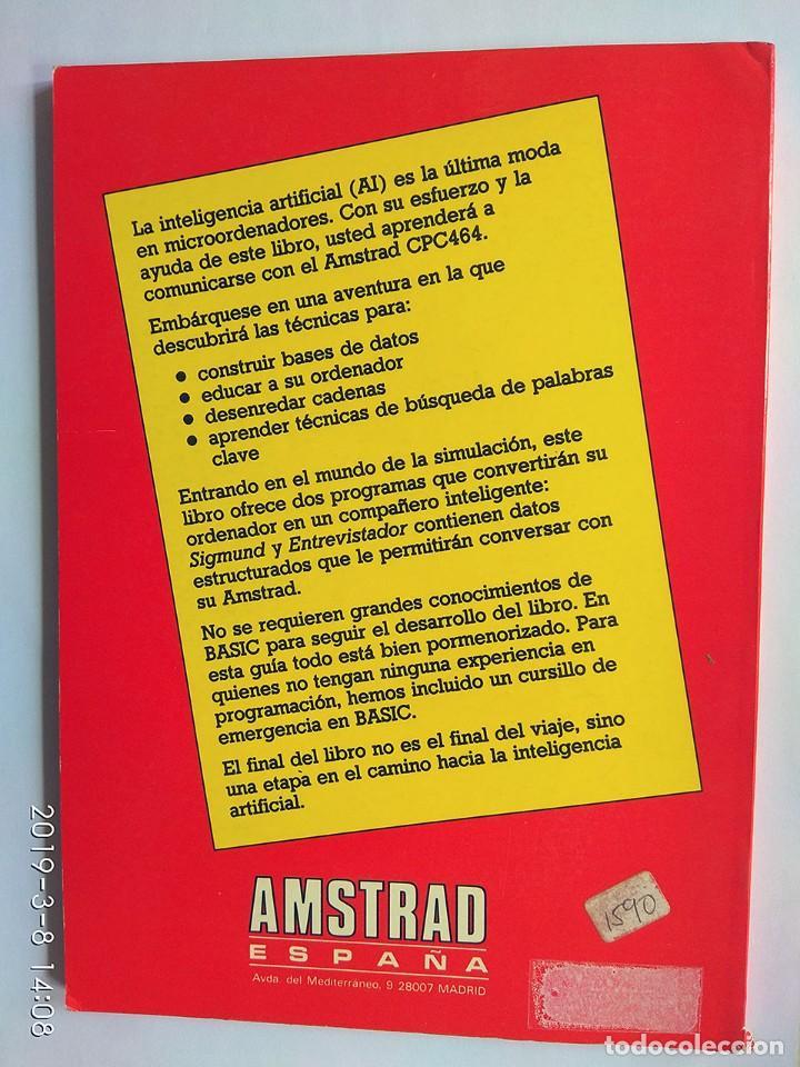 Videojuegos y Consolas: Jeremy Vine: Hacia la inteligencia artificial con Amstrad (Amstrad España) - Foto 2 - 154437090