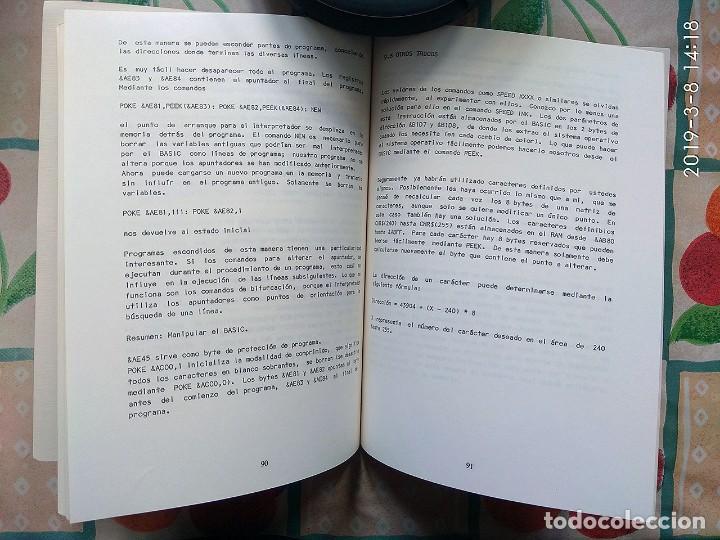 Videojuegos y Consolas: Liesert: Peeks y pokes CPC 464/6128 (Data Becker) - Foto 3 - 154442822