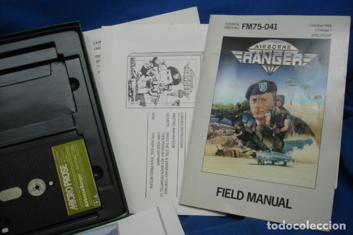 Videojuegos y Consolas: AIRBORNE RANGER - JUEGO AMSTRAD DISK - Foto 2 - 155250342
