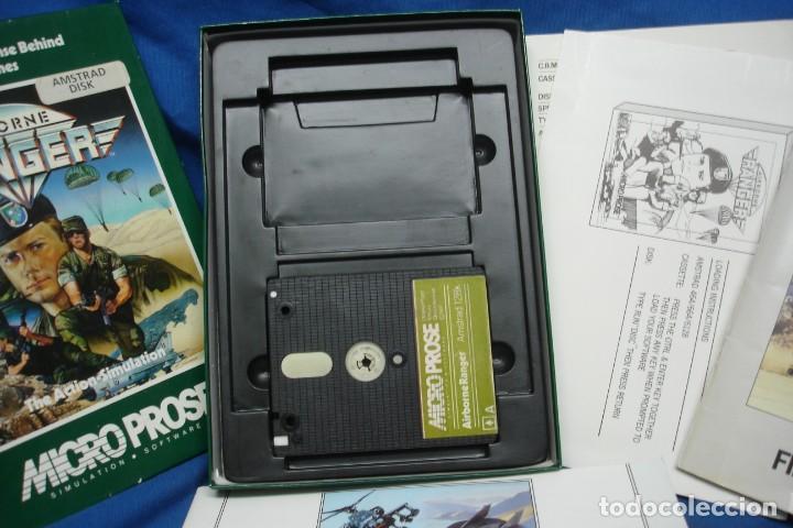 Videojuegos y Consolas: AIRBORNE RANGER - JUEGO AMSTRAD DISK - Foto 3 - 155250342