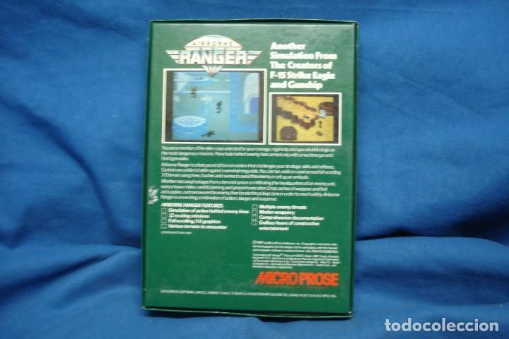 Videojuegos y Consolas: AIRBORNE RANGER - JUEGO AMSTRAD DISK - Foto 5 - 155250342