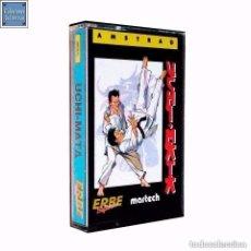 Videojuegos y Consolas: UCHI - MATA / JUEGO AMSTRAD CPC CINTA / ESPAÑOL / ERBE 1987. Lote 157710670