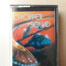 Videojuegos y Consolas: AMSTRAD JUEGO K7 -CHOPPER SQUAD- VINTAGE 80S/MITICO. Lote 158948574