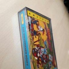 Videojuegos y Consolas: AMSTRAD JUEGO K7 -AUF WIEDERSEHEN MONTY- VINTAGE 80S/MITICO. Lote 158953474