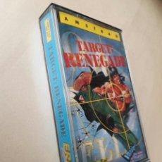 Videojuegos y Consolas: AMSTRAD JUEGO K7 -TARGET RENEGADE- VINTAGE 80S/MITICO. Lote 158953798