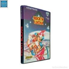 Videojuegos y Consolas: ROCK 'N LUCHA / JUEGO AMSTRAD CPC CINTA / ESPAÑOL / ERBE 1986. Lote 72194939