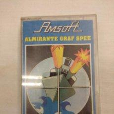 Videojuegos y Consolas: JUEGO AMSTRAD/ALMIRANTE GRAF SPEE.. Lote 160799934
