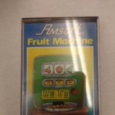 Videojuegos y Consolas: JUEGO AMSTRAD/FRUIT MACHINE.. Lote 160800670