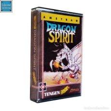 Videojuegos y Consolas: DRAGON SPIRIT / JUEGO AMSTRAD CPC CINTA / ESPAÑOL / ERBE 1989. Lote 161077698