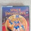 Videojuegos y Consolas: SPACE SMUGGLERS-AMSTRAD CASSETTE-AÑO 1989-MHT INGENIEROS-PRECINTADO SIN USAR-DIFÍCIL.. Lote 161286802