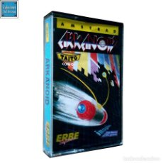 Jeux Vidéo et Consoles: ARKANOID / JUEGO AMSTRAD CPC CINTA / ESPAÑOL / IMAGINE ERBE 1987. Lote 161657686