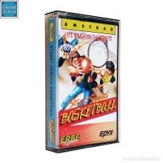 Videojuegos y Consolas: STREET SPORTS BASKETBALL / JUEGO AMSTRAD CPC CINTA / ESPAÑOL / ERBE 1987. Lote 161657910