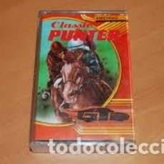 Videojuegos y Consolas: CASSETTE AMSTRAD *CLASSIC PUNTER* .... CASSETTE.. Lote 162654182