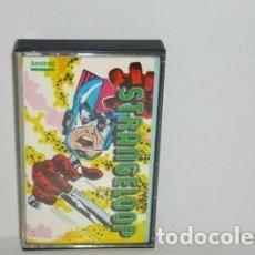 Videojuegos y Consolas: CASSETTE AMSTRAD *STRANGELOPP* .... CASSETTE.. Lote 162654198