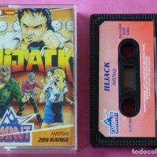 Videojuegos y Consolas: CASSETTE AMSTRAD *HIJACK* .... CASSETTE.. Lote 162654422
