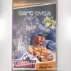 Videojuegos y Consolas: CASSETTE AMSTRAD *GAME OVER* .... CASSETTE.. Lote 162713518