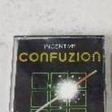 Videojuegos y Consolas: CASSETTE AMSTRAD *CONFUZION* .... CASSETTE.. Lote 162759478