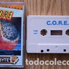 Videojuegos y Consolas: CASSETTE AMSTRAD *CORE* .... CASSETTE.. Lote 162763978