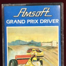Videojuegos y Consolas: JUEGO AMSTRAD GRAND PRIX DRIVER. Lote 163100189