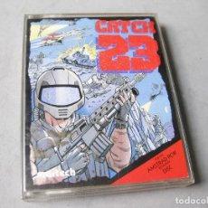 Videojuegos y Consolas: VIDEO JUEGO AMSTRAD PCW 8256 8312 CATCH 23 EN CAJA - MARTECH 1987. Lote 163400322