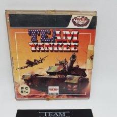 Videojuegos y Consolas: JUEGO PC ERBE DISCO 5 1/4 TEAM YANKEE. Lote 163728234