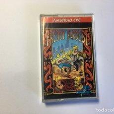 Videojuegos y Consolas: JUEGO AMSTRAD FREDDY HARDEST. Lote 166210013