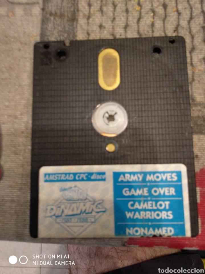 ÉXITOS DINÀMIC 8 JUEGOS (Juguetes - Videojuegos y Consolas - Amstrad)