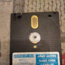 Videojuegos y Consolas: ÉXITOS DINÀMIC 8 JUEGOS. Lote 167044353