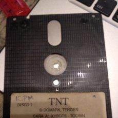 Videojuegos y Consolas: TNT PACK SOLO EL DISCO. Lote 167547864