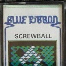 Videojogos e Consolas: JUEGO AMSTRAD CPC *SCREWBALL* .... BUEN ESTADO - PAL UK.. Lote 167552324