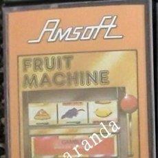 Videojuegos y Consolas: JUEGO AMSTRAD CPC *FRUIT MACHINE* .... BUEN ESTADO - PAL UK.. Lote 167555888