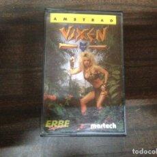 Videogiochi e Consoli: ANTIGUO JUEGO ORDENADOR CASETE AMSTRAD VIXEN. Lote 167970856