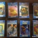 Videojuegos y Consolas: LOTE 8 JUEGOS DIFERENTES CONSOLA CASETE AMSTRAD AMSOFT. Lote 167971580