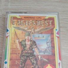 Videojuegos y Consolas: INTO THE EAGLE'S NEST-AMSTRAD CASSETTE-PLAYERS SOFTWARE-AÑO 1988-MUY DIFÍCIL.. Lote 168436276