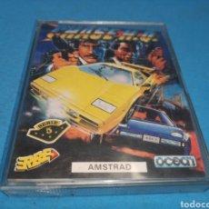 Videojuegos y Consolas: JUEGO AMSTRAD, CHASE H. Q. BY OCEAN SOFTWARE. Lote 168546857