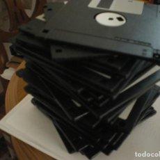 Videojuegos y Consolas: 34 DISKETTES 3.5¨ /90 MM. FORMATEADOS Y USADOS EN PERFECTO ESTADO DE FUNCIONAMIENTO.. Lote 169094604