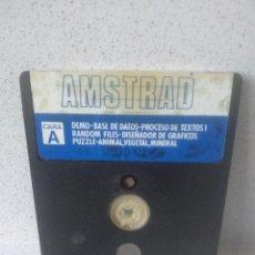 Videojuegos y Consolas: DISCO APLICACIONES AMSTRAD. Lote 169958532
