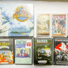 Videojuegos y Consolas: LOTE 8 JUEGOS AMSTRAD. Lote 170794243
