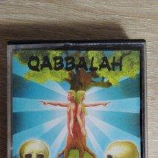 Videojuegos y Consolas: QABBALAH-AMSTRAD CASSETTE-GEM SOFTWARE-AÑO 1986-MUY BUEN ESTADO COMO NUEVO.. Lote 170932370